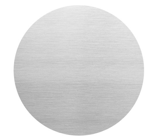 Dischi in alluminio argentato per stampa transfer o sublimazione serie DISK 400A