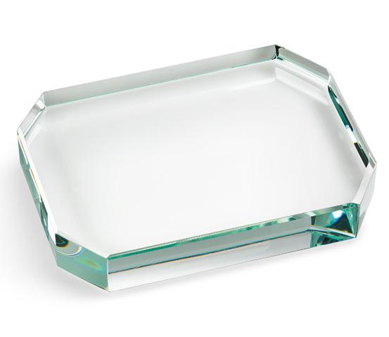 Ferma carte in vetro FC 20