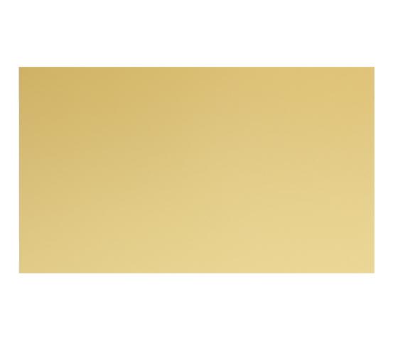 Lastre in alluminio dorato per sublimazione SUB 20