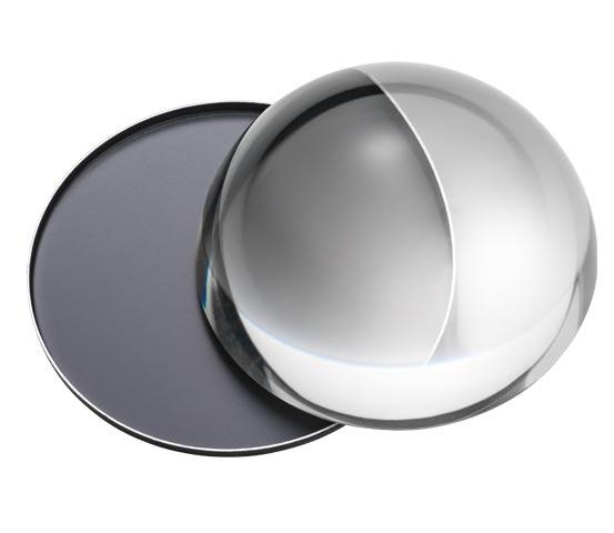 Lente ingrandimento in cristallo con supporto L 80 N – L 90 N