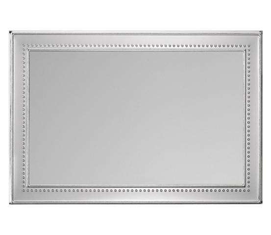 Targhe in alluminio argentato per stampa transfer o sublimazione serie TA 190