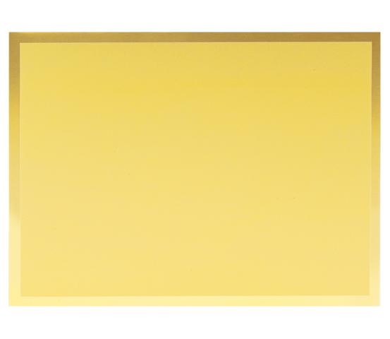Targhe alluminio dorato per stampa transfer o sublimazione serie TA 20