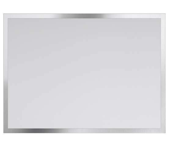 Targhe alluminio argentato per stampa transfer o sublimazione serie TA 10