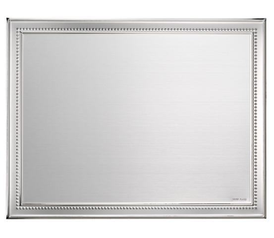 Targhe in silver per stampa ed incisione serie TA 170S