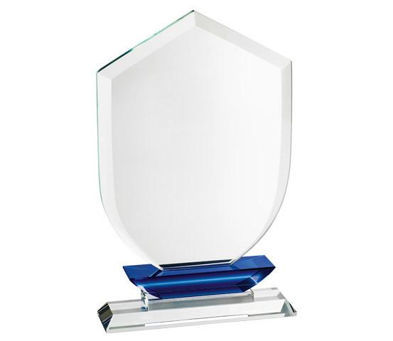 Trofeo in cristallo personalizzabile TR 30