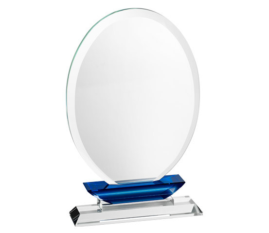 Trofeo in cristallo personalizzabile TR 40