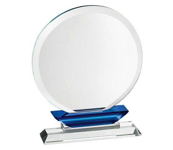 Trofeo in cristallo personalizzabile TR 20