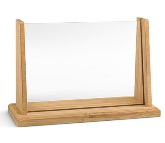 Supporto bamboo per Plexiglass K.BMB 100