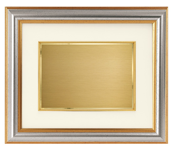 PVC Frame for Plaque Series CNR 1760