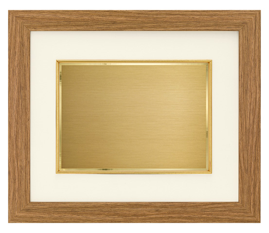 PVC Frame for Plaque Series CNR 2170