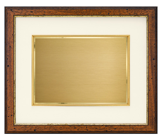 Wooden Frame for Plaque Series CNR 2290