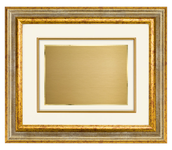 Wooden Frame for Plaque Series CNR 2300