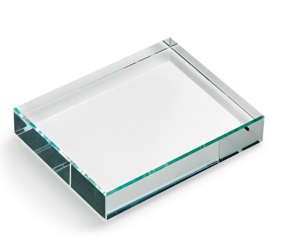Ferma carte in vetro FC 10