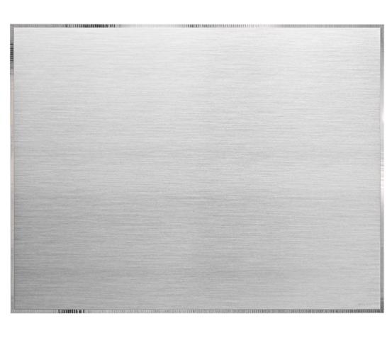Targhe in silver per stampa ed incisione serie TA 42S