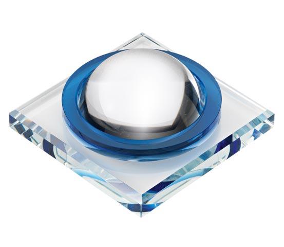 Lente ingrandimento in cristallo TR 2000 – TR 2000 N