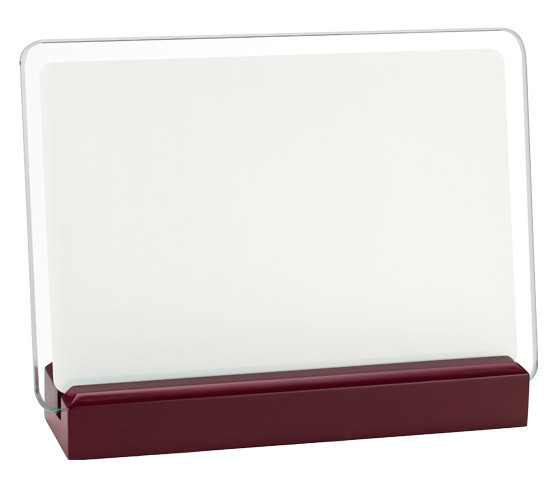 Sublimation Glass Plaque Holder Series VT 19 SUB