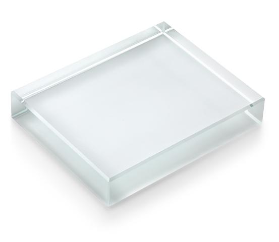 Fermacarte in vetro FC 10 SUB