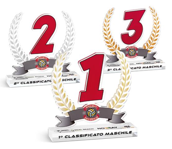 Trofeo Personalizzato Esempio di lavorazione